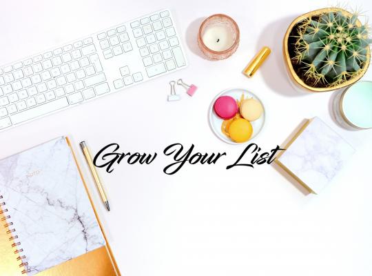 Grow An Engaged List